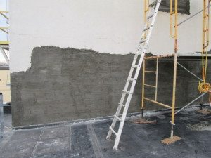 Stucco Repair by TMI