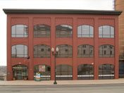 After Commercial Office Building Restoration