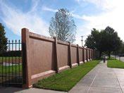 Hamline University Wall After