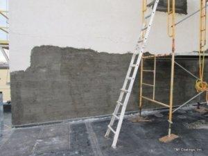 Stucco Repair by TMI