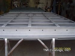 TMI Coatings draft tube gates restoration at Yellowtail Power Plant