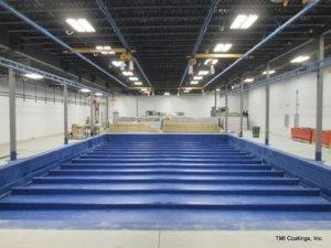 TMI installed FIBERLIFE coating