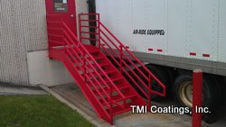 Building Restoration, Stairways by TMI Coatings