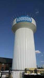 Addison Water Tower
