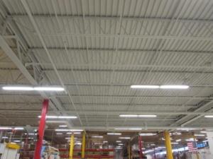 Donaldson ceiling, manufacturer