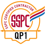 The Society For Protective Coatings Certified Contractor QP1
