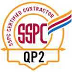 The Society For Protective Coatings Certified Contractor QP2